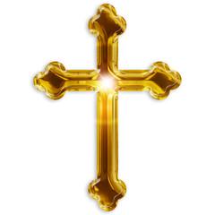 religious symbol of crucifix