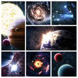 Fototapete Astronomy - Hintergrund - Andere