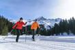 Ausdauersport im Winter