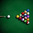 Billiard balls - 48272361