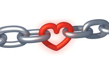 Verbundenheit durch Liebe