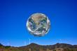 風力発電と地球