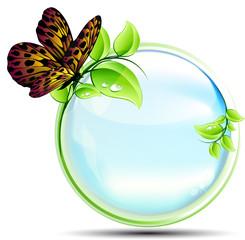 Farfalla Sfera Bio Energia