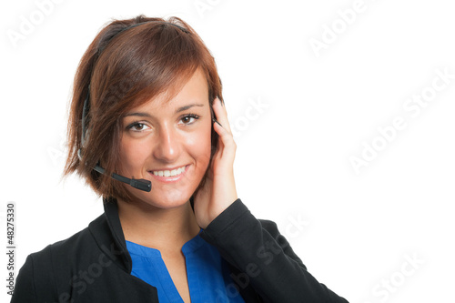 Customer representative