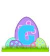 Alphabet Big Egg Hunt G