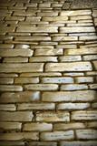 Fototapety Shiny stone pathway