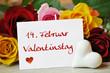 14. Feburar - Valentinstag
