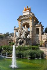Barcelona - Park Ciutadella