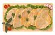 Cotolette di suino - Pork cutlet