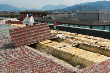 Eternit - Asbestos Removal