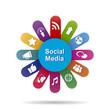 radial social media