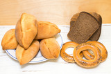 Bread and Traditional pastries