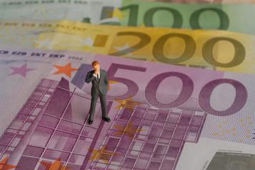 Manager, Finanzen, Chef, Euro, Einkommen, Verdienst