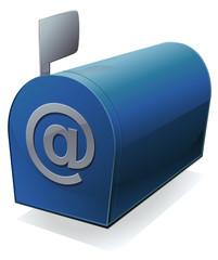Boite Mail (ombre)