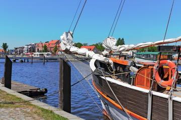 Greifswald Alter Hafen
