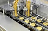 Fototapety Lebensmittelindustrie Keksherstellung / food production