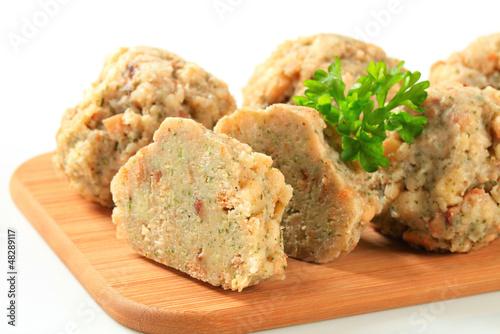 Tyrolean dumplings