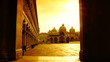 Some attractions of Venice city in Italy,San Marco Square