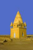Sufi Mausoleum in Omdurman poster