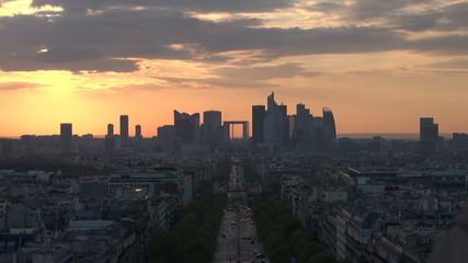 scenes of Paris