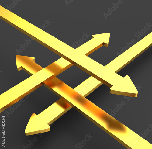 4x Goldrichtig