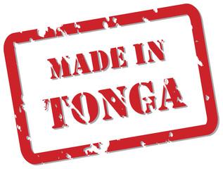 Tonga Stamp