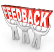 Feedback People Team Lift Word Customer Support Service