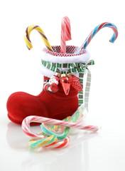 Weihnachten - Zuckerstangen