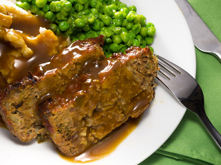 Meatloaf meal