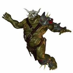 springender Ork