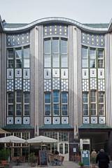 Berlin Mitte – Hackesche Höfe – Hof 1 - Westseite
