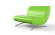 Ergonomischer Designer Sessel Grün