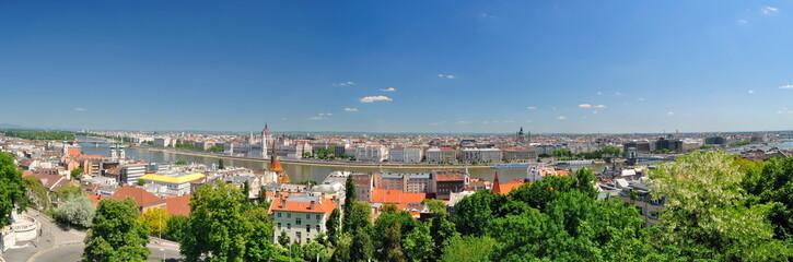 Budapest. Hungary. Cityscape. Panorama