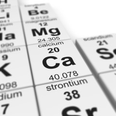 Table of elements_Calcium