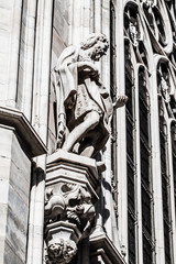 Milan Cathedral is the gothic cathedral church of Milan,Italy