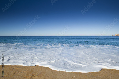 canvas print picture Beautiful beach