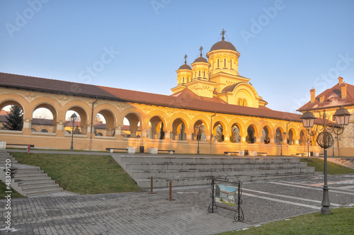 Coronation Cathedral, Alba Iulia fortress