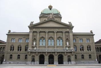 Hauptstadt Bern, Bundeshaus, Regierung Schweiz