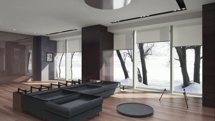 Winter interior 2