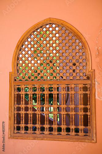 Moucharabieh maroc marrakech fen tre de seiler photo for Fenetre sur cour casablanca