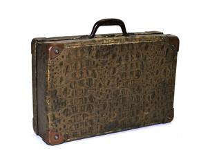 vintage shabby Koffer, Case, Reisekoffer