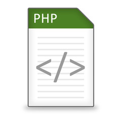 Dateityp Icon PHP