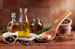olio di oliva aromatizzato
