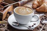 Naklejka Cappuccino