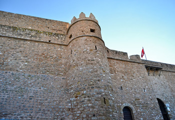 Tunisia - Castle of Medina of Hammamet