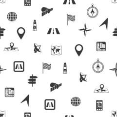 seamless navigation pattern