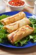 Asian egg rolls
