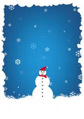 Kardan Adam, Kış