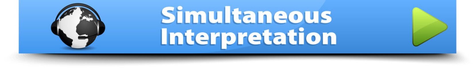 Simultaneous Interpretation banner