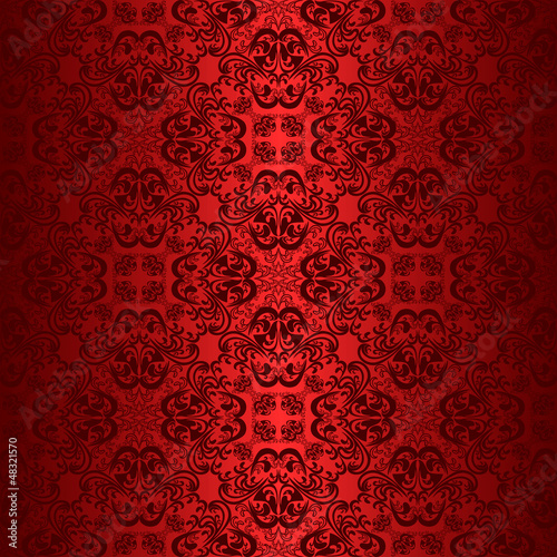 Red seamless wallpaper.